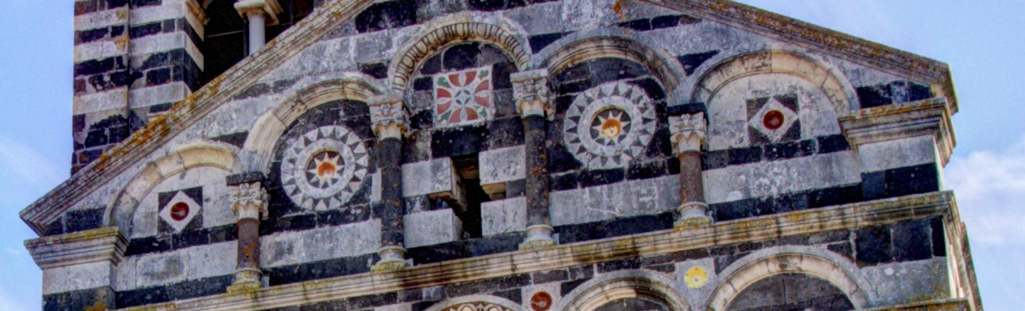 Santissima Trinita di Saccargia - Codrongianus