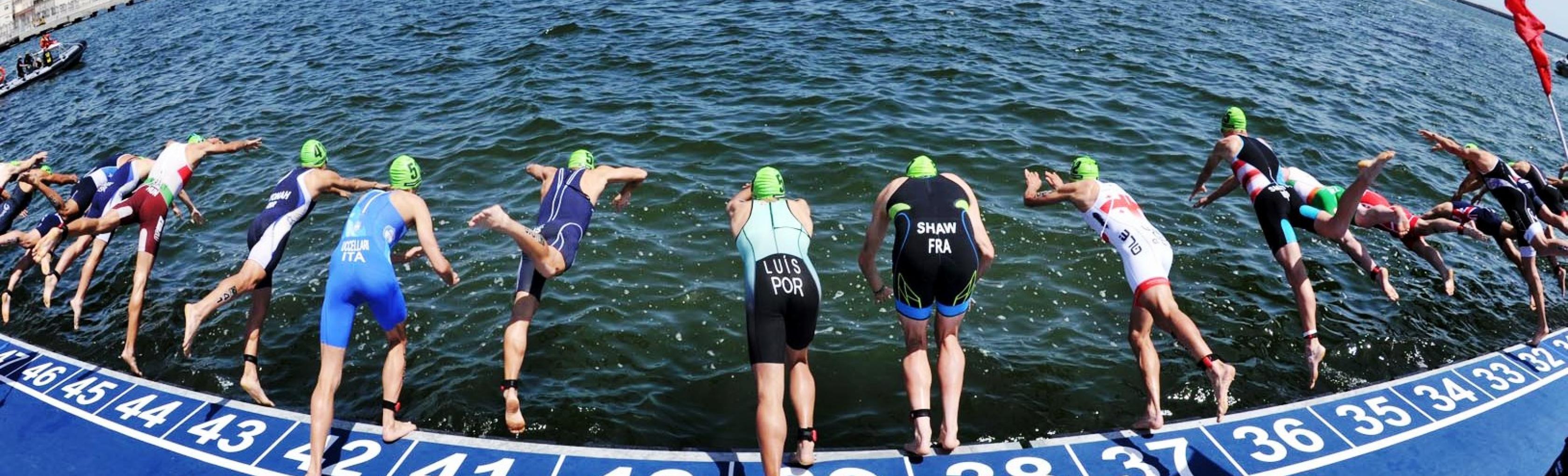Itu World Cup_Cagliari-prova di nuoto