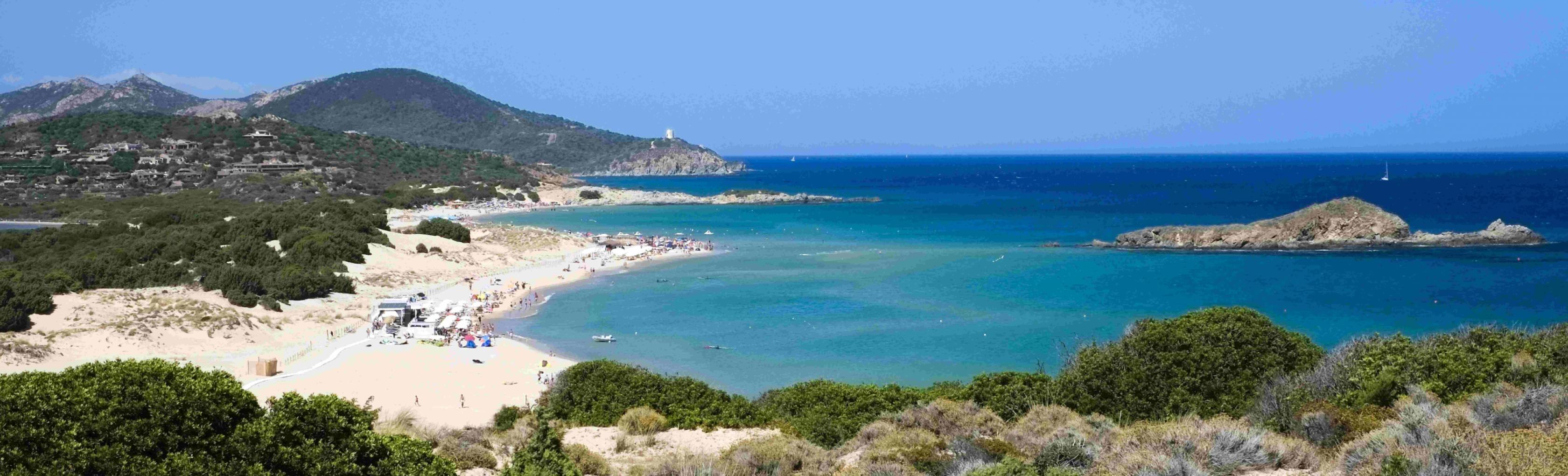 Spiaggia Su Giudeu - Chia