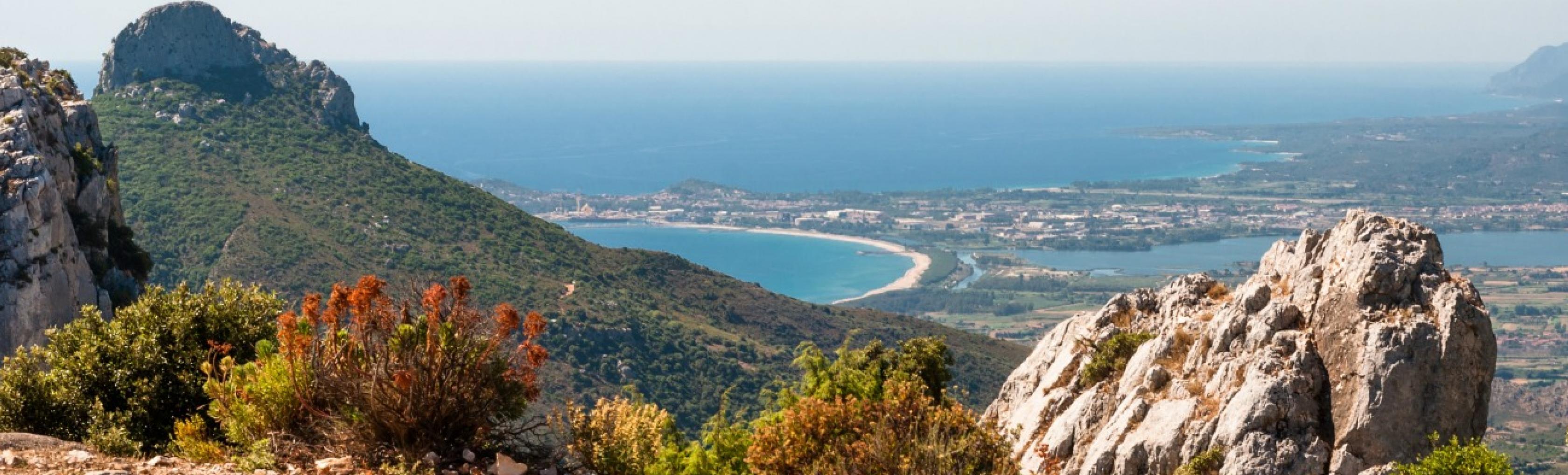 Arbatax veduta panoramica - Tortolì