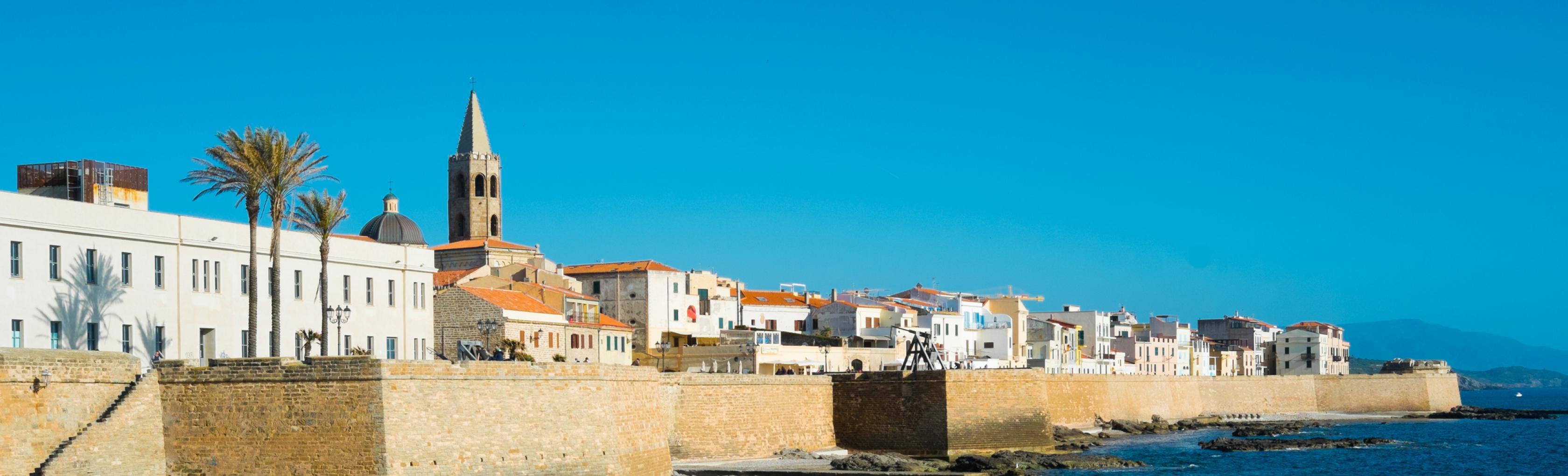 Veduta di Alghero