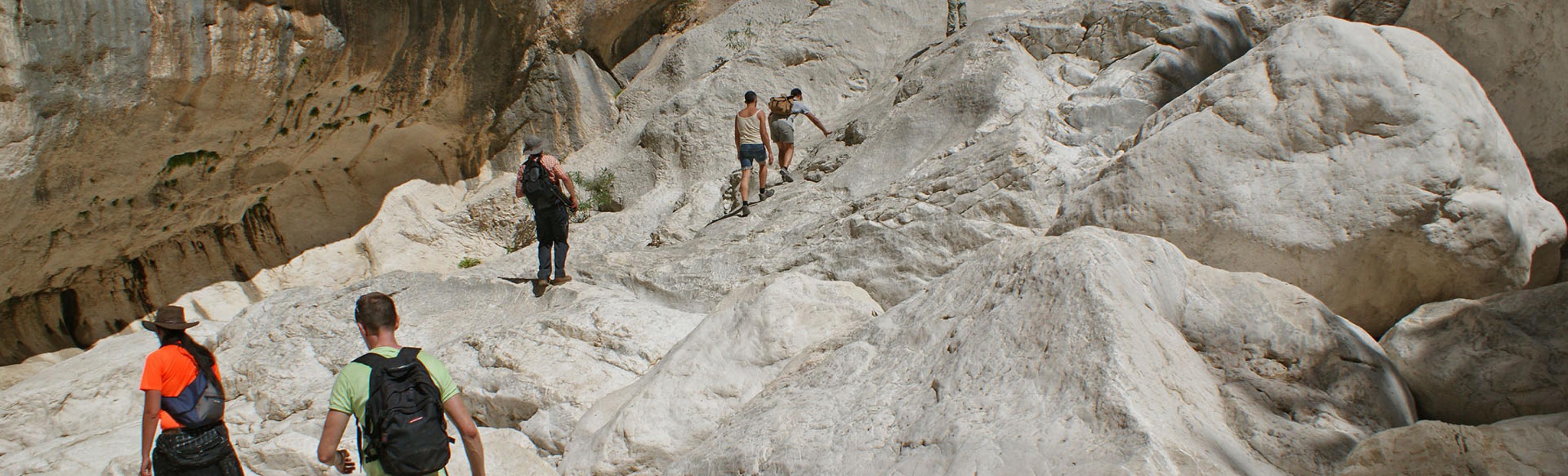 Trekking in Sardegna