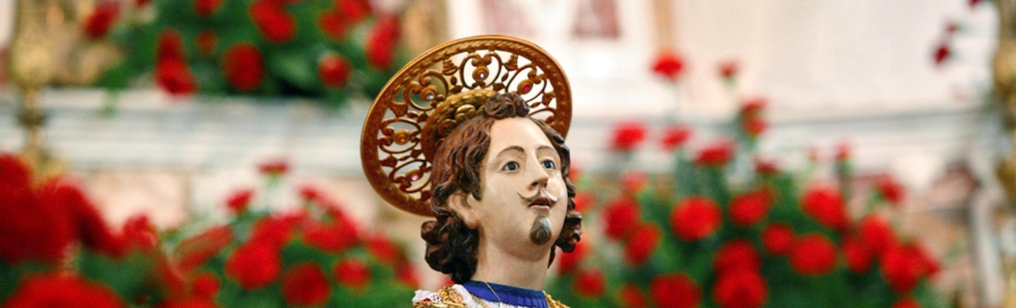 statua di sant'Efisio